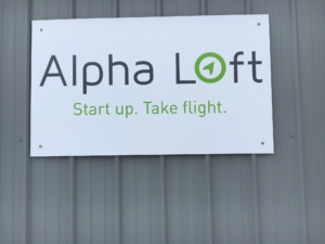 A great local name we love ... In case you can't guess what they do: www.alphaloft.org