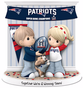 Patriots Figurine