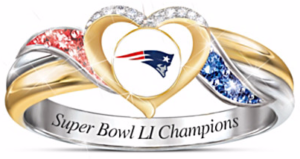 Patriots Pride Ring