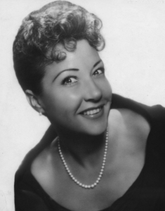 Ethel Merman: Now we're talkin'. (Credit: Wikimedia Commons.)
